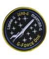 Lunar-G Zero-G Martian-G Patch