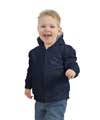 Toddler Full Zip Hoodie - Navy
