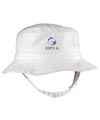 Infant Bucket Hat - White