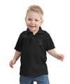 Toddler Polo Shirt - Black